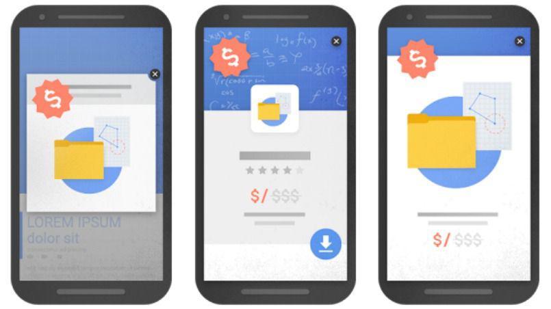Google veut épurer la recherche sur mobile