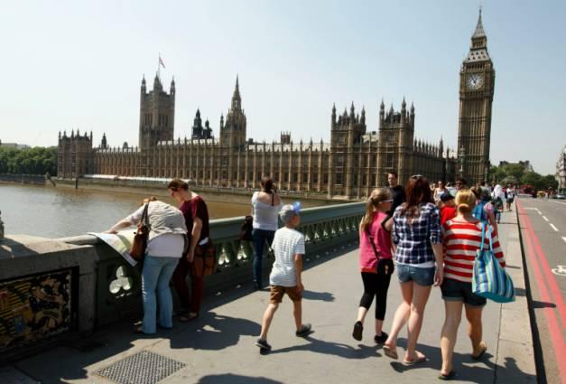 Le Brexit profite au tourisme britannique