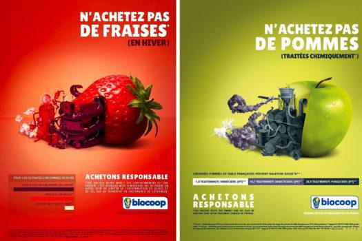 Biocoop condamné à payer 30 000 € pour une campagne publicitaire anti-pesticides