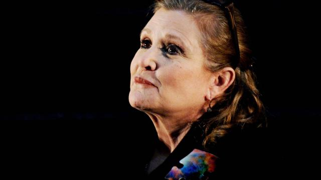 Décès de Carrie Fisher, inoubliable princesse Leia de « Star Wars »