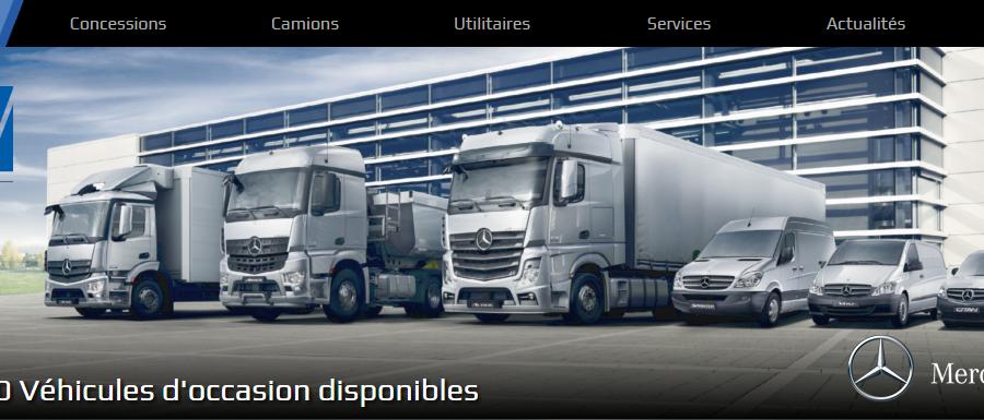 Camions et utilitaires d