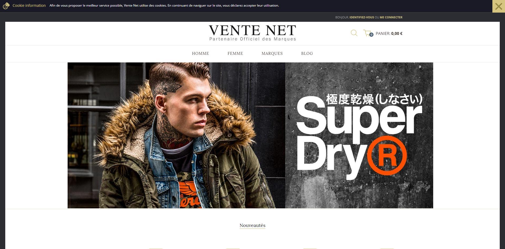 VN Store : Partenaire officiel des marques