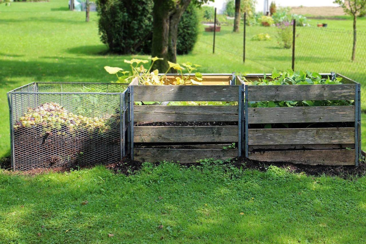 Composteur : guide et info sur les différents bacs à compost